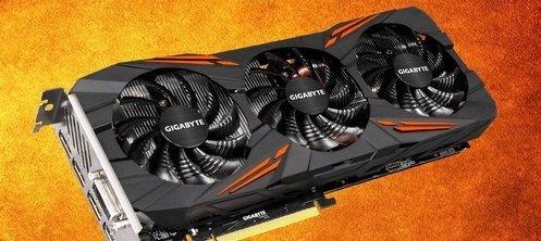 Test Gigabyte GeForce GTX 1080 G1 Gaming - Pascal się