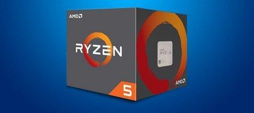 Test procesora AMD Ryzen 5 1400 - Konkurent Intel Core i5-7400