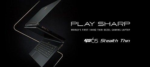 Test MSI GS65 Stealth Thin 8RF z Core i7-8750H i GTX 1070