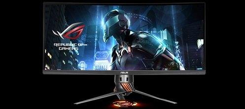 Test ASUS ROG PG348Q - 100 Hz monitor 21:9 z NVIDIA G-Sync