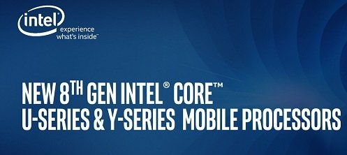 Intel Whiskey Lake-U i Amber Lake-Y - Premiera procesorów