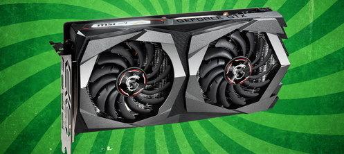 GeForce GTX 1650 vs Radeon RX 570 - Test kart graficznych