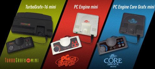 Konami zapowiada reedycję konsoli PC Engine/TurboGrafx-16