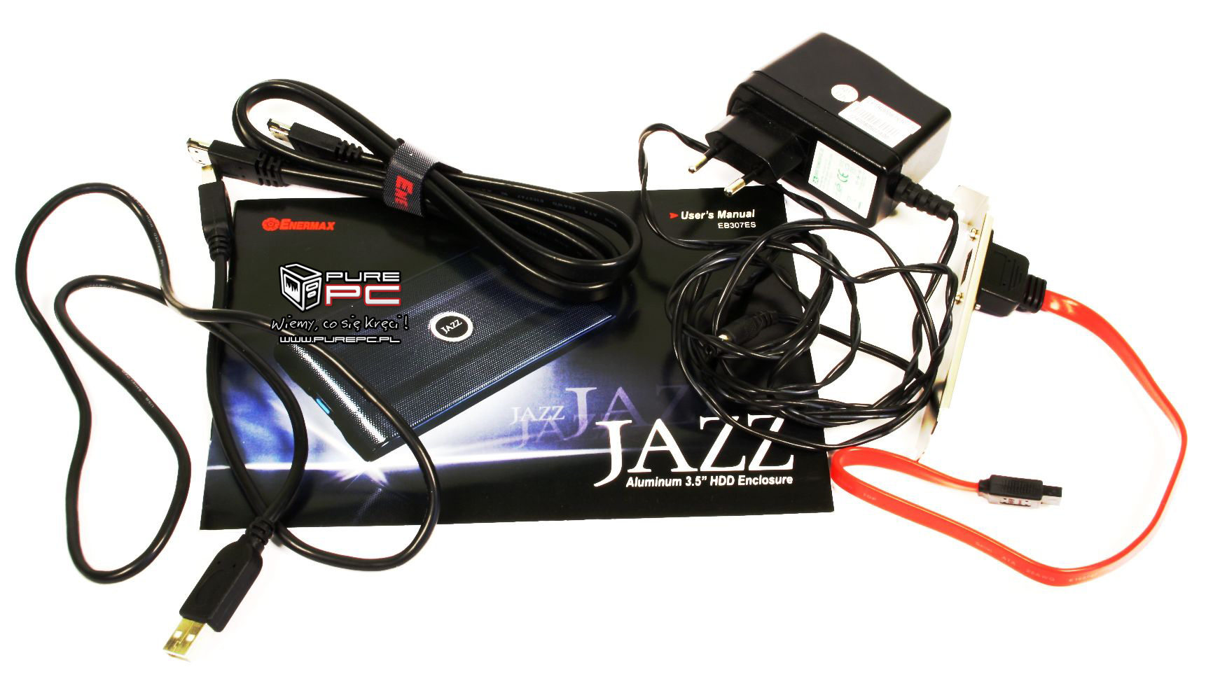 ENERMAX JAZZ DRIVERS FOR WINDOWS 7