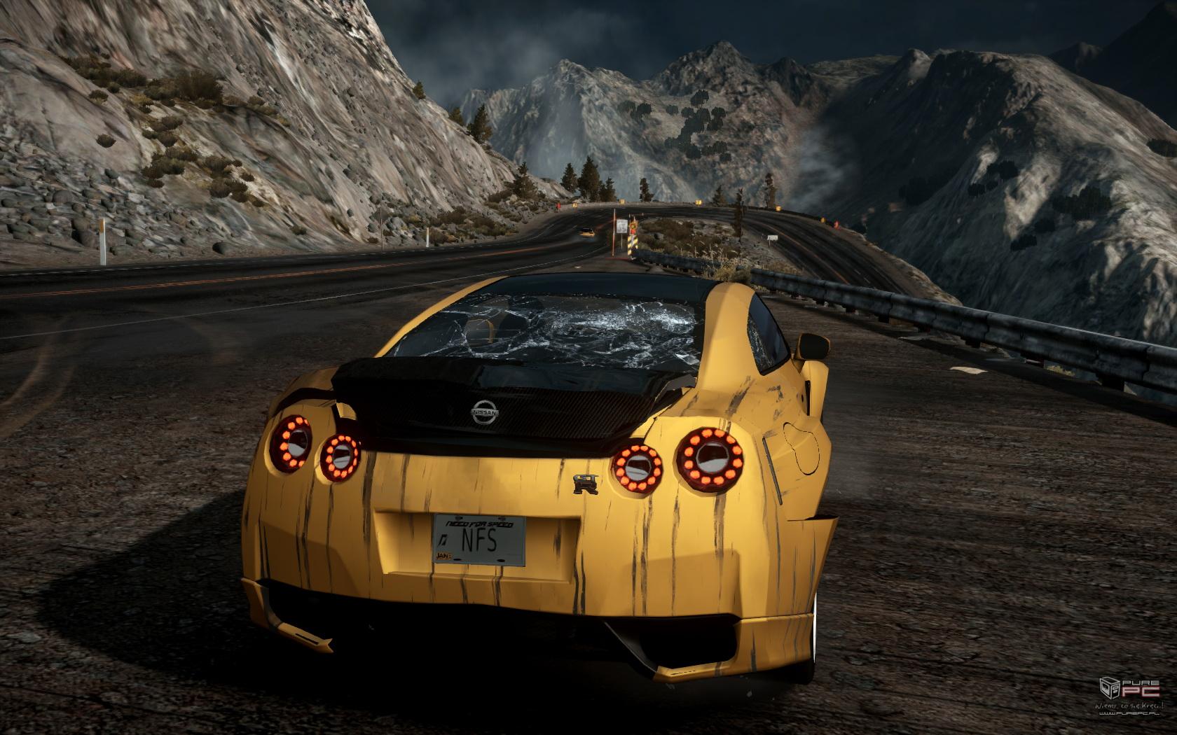 Recenzja Need for Speed: The Run - Szybcy i bardzo ...
