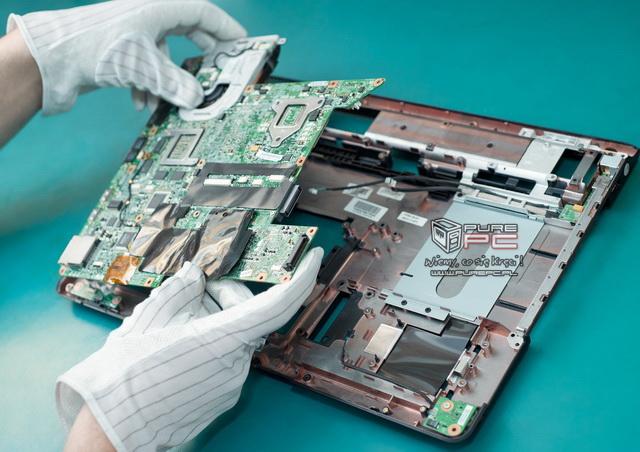 Zepsuty Laptop Lub Karta Graficzna Uwazaj Na Reballing Bga Strona