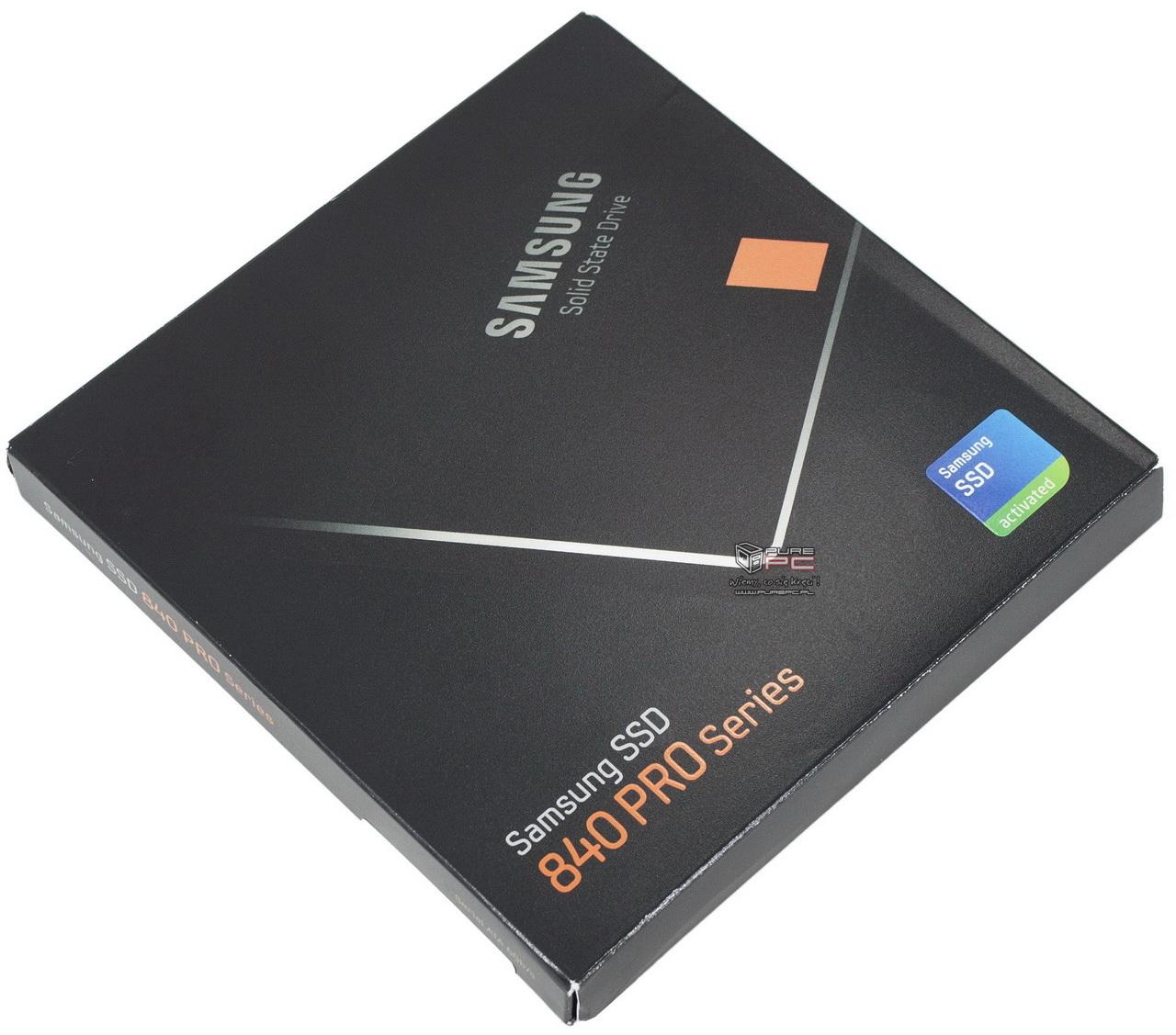 Test Samsung SSD 840 Pro 128 GB - Najszybszy z najszybszych (strona 2) | PurePC.pl