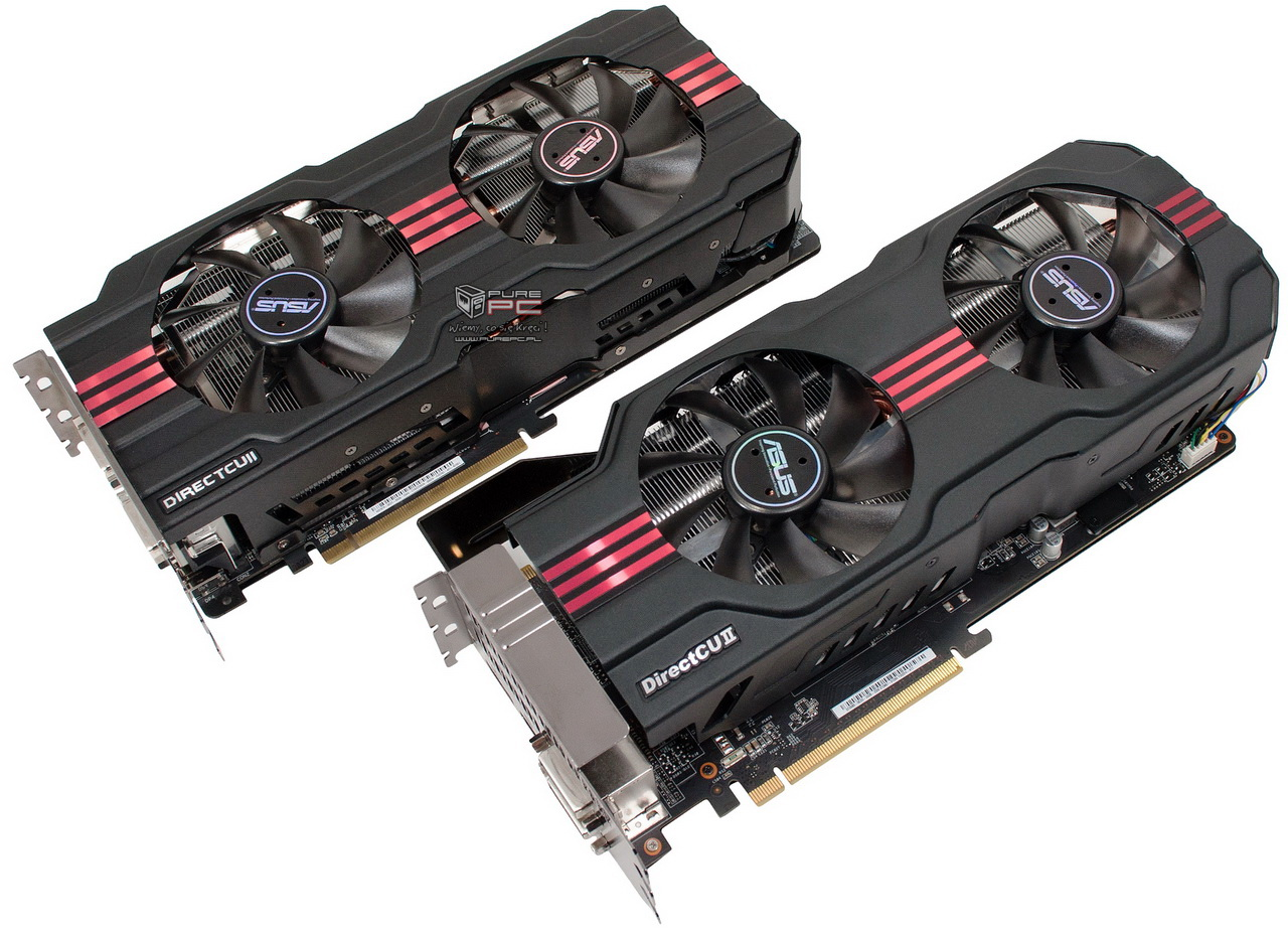 Test ASUS HD 7970 Vs GTX 680 DirectCU II