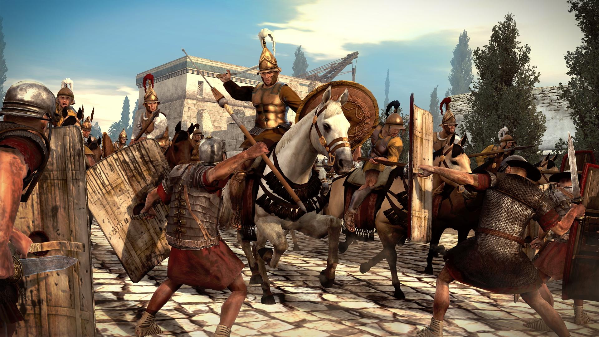 Rome ii total war naked skins nude image