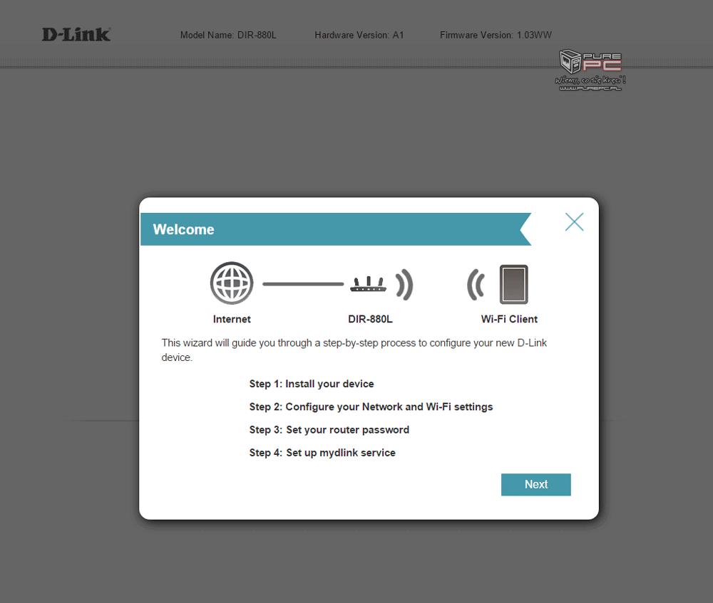 d link router manual setup