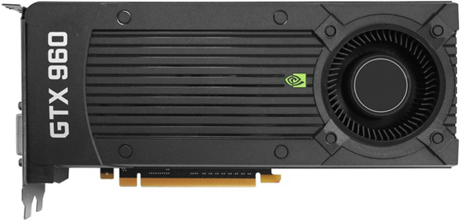 geforce gtx 960 tech spec