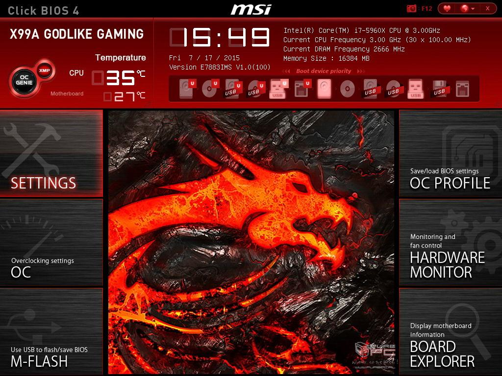 Msi X99a Godlike Gaming Boska Pyta Gwna Dla Haswell E Strona 3
