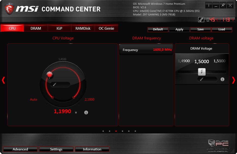 MSI Z97 Gaming 3. Niedroga płyta główna LGA 1150 dla graczy (strona ...
