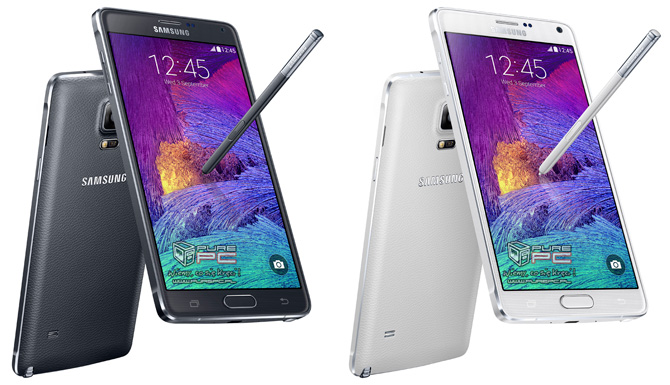 Samsung Galaxy Note 4 - 2 wersje