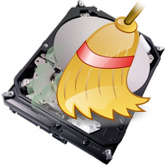 HDD cleaning
