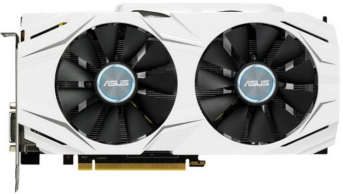 test asus geforce gtx 1060 3gb dual