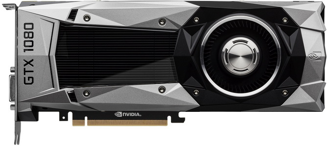test geforce gtx 1080 pascal - premiera