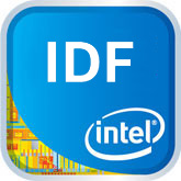Intel IDF icon