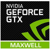NVIDIA GeForce GTX Maxwell icon