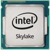 Intel Skylake - Specyfikacja techniczna dziesięciu procesorów