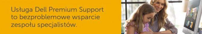 Dell rozszerza dostępność usługi Premium Support