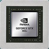 NVIDIA znowu blokuje podkręcanie mobilnych układów GTX 900M