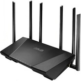 Test routera ASUS RT-AC3200. Awangardowy kształt to nie wszystko