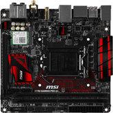 MSI Z170I Gaming Pro AC - Nowa płyta główna Mini-ITX