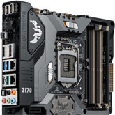 ASUS TUF Sabertooth Z170 Mark 1 dla Intel Skylake
