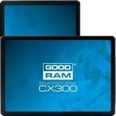 GoodRAM CX300 - nowa seria tanich dysków SSD na pamięciach TLC
