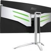 AOC prezentuje monitor AGON AG352UCG z technologią G-Sync