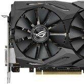 ASUS Radeon RX Vega 64 ROG Strix - bardzo niskie firmowe OC