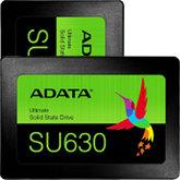 ADATA Ultimate SU630 - Przystępne cenowo SSD na 3D QLC NAND