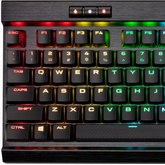 Test Corsair K70 RGB MK.2 Low Profile - Niskoprofilowy mechanik