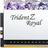 Test pamięci DDR4 G.Skill Trident Z Royal DDR4 3600 CL16