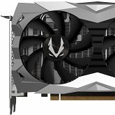 ZOTAC GeForce GTX 1660 Ti AMP i Twin Fan - Nieduże Turingi