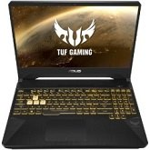 Laptopy ASUS TUF Gaming z Ryzen Mobile i GeForce GTX 1660 Ti