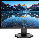 Philips 252B9 monitor  z technologią PowerSensor i Flicker-Free