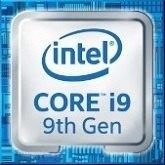 Intel oficjalnie zapowiada mobilne procesory dziewiątej generacji