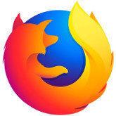Przeglądarka Mozilla Firefox w wersji dla tabletów Apple iPad
