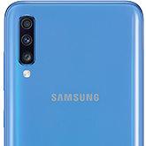 Samsung Galaxy A70: Bateria 4500 mAh z Super Fast Charging
