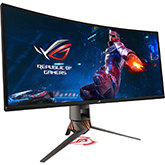 ASUS ROG Swift PG349Q - ultrapanoramiczny monitor IPS z 120 Hz