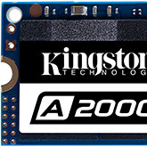 Kingston A2000 - nowy dysk SSD NVMe PCI-Express 3.0 x4