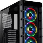 Corsair iCUE 465X - Obudowa dla fanów podświetlenia RGB LED
