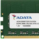 ADATA rozszerza ofertę o pamięci RAM DDR4 o pojemności 32GB