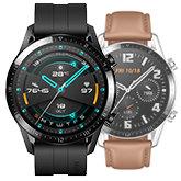 Huawei Watch GT 2: słuchanie muzyki i monitorowanie akcji serca