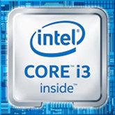 Nowe procesory Intel Core i3 bedą oferowały 4 rdzenie i 8 wątków?