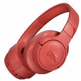 JBL Tune 750 BT NC - składane słuchawki bezprzewodowe z ANC