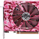 HIS Radeon RX 5700 XT - Karty graficzne w kolorowym kamuflażu