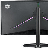 Cooler Master GM27-CF i GM34-CW - nowe zakrzywione monitory